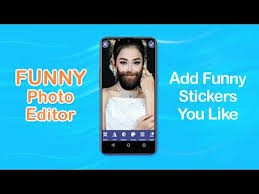 funny photo editor apps on google play