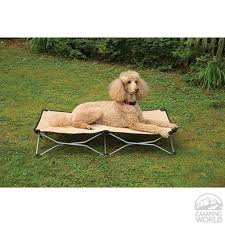 ... Carlson Large Portable Dog Bed ...