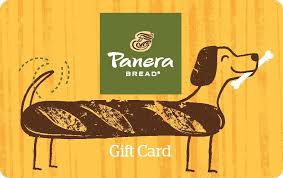 30 panera bread gift card 1 of 1 see more