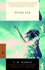 essay peter pan