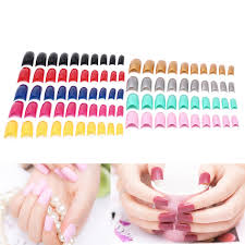 Lcn Gel Color Chart French False Tips Nail Art Full Round Acrylic Uv Gel Tip Best Gift For Lady Nails Make Up Lcn Nails Nail Technician Courses From Nomakeup 35 16