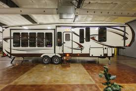 fifth wheel travel trailers with living room in front. new 2015 346rets rear living room luxury 5th fifth wheel travel trailer camper trailers with in front h