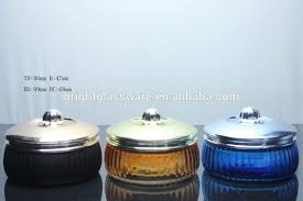 Decorative Glass Jars With Lids Glass Jars With Decorative Metal Lids Glass Jars With Decorative 73
