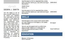 Online Resume Builder Online Resume Builder Resume Finest Resume ...