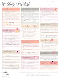 There Are So Many Wedding Checklists Out There But This Is