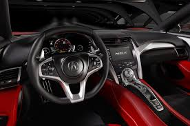 acura tlx interior 2016. 2016 acura nsx interior tlx tlx