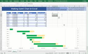How To Add Arrows In Excel Chart Add A Vertical Line To Gantt Chart Or Stacked Bar Chart In