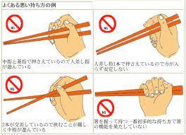 お 箸 の 持ち 方