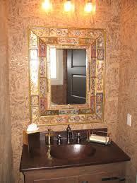 Mexican Bathroom mexican mirror bathroom lighting interiordesignew mexican 3728 by guidejewelry.us