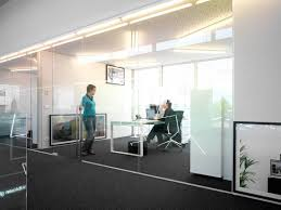 modern office interiors. Interior Contemporary Black Modern Office Groovy Interiors E