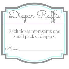 Invitation Ticket Template Awesome Baby Shower Ticket Invitation Raffle Template Diaper Tickets Free