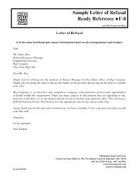 100 Job Offer Letter Sample Formal Letter Template 711