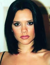 posh spice makeup. makeup miss rosh posh image dark on the outer half of eye pale and spice t