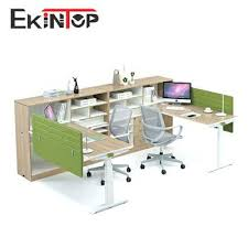 space saving office. Space Saving Office Furniture 2 Person Workstation For Small Designs S