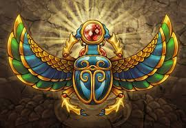 Image result for egyptian beetle scarab