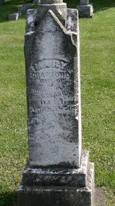 """Mary """"Polly"""" Crawford Gleason (1787-1870) - Find A Grave Memorial"""