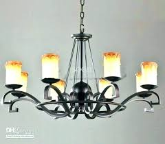 candle chandelier non electric small candle chandeliers wrought iron candle chandeliers non electric black wrought iron