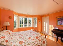 bedroom colors orange. Impressive Decoration Orange Bedroom Colors