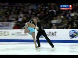 ISU GP Skate America - Tiffany VISE / Don BALDWIN - FS - YouTube