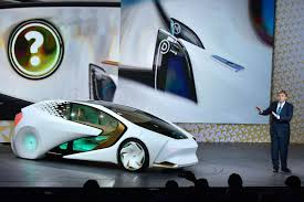 Why car and tech companies have different visions for self-driving ...