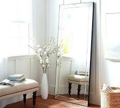 Full Length Bedroom Mirror Standing Mirror In Bedroom Full Length Free  Standing Bedroom Mirror Full Length