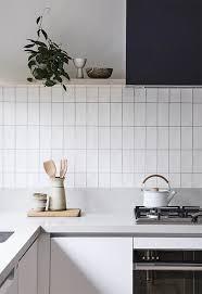Vertical Tile Backsplash Decoration