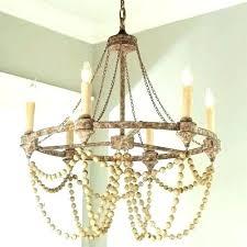 wood bead chandelier world market small beaded chandelier wood bead chandelier world market medium size of