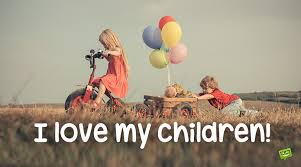 "Sweet ""I <b>Love</b> You"" Messages and Quotes for <b>my</b> Children"