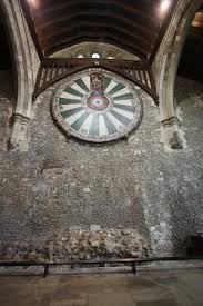 the great hall round table great hall winchester castle