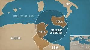 Crossing From Tunisia To Italy A Tale In Three Parts