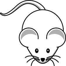 Dessins De Souris A Colorierlllll