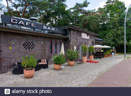 BERLIN - AUGUST 04, 2019: Popular Italian restaurant Machiavelli in West  Berlin Stock Photo - Alamy
