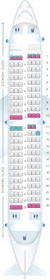 Southwest Air Seating Chart Seat Map Southwest Airlines Boeing B737 700 137pax Seatmaestro