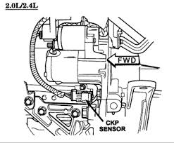solved where is the crankshaft sensor in the 2004 dodge fixya where is the crankshaft sensor in the 2004 dodge 2 4 2012 12 06 11 am gif