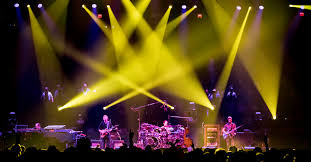 i found outwhy would you go to a phish concert let alone 13 i found out the band phish took over madison square garden