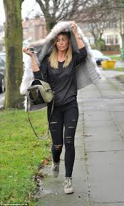 raining on her parade alex gerrard proved that it s not just great for keeping herself