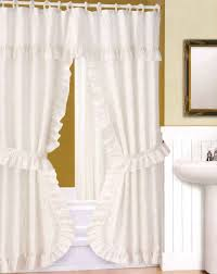better home double swag shower curtain and coordinates curtain intended for size 1000 x 1259