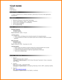 5 How To Write An Effective Resume Examples Riobrazil Blog