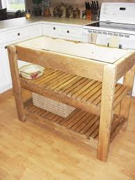 kitchen island mobile: kitchen island ideas photos also wooden laminating flooring also cabinetry with panel appliances with two level
