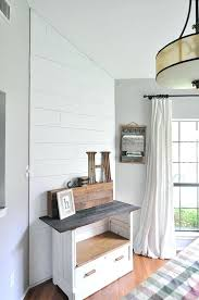 shiplap walls cost cottonwood style interior