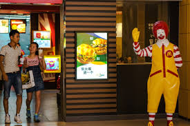 mcdonald s eyes private equity firms for of asian restaurants  the s are part of its new business model in the region