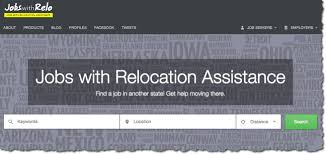 Job With Relocation Assistance New Niche Board Jobs With Relo Job Board Consulting Job