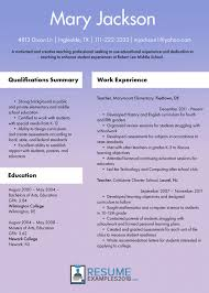 Land The Job With These Business Resume Examples 2018 With
