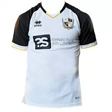 Errea Size Chart Port Vale Home Football Shirt 2019 20