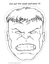 Hulk Coloring Pages Hulk Coloring Pages And Sheets Can Be