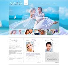 Wedding Website Templates Magnificent Free Wedding Website Templates Download Html And Css Holdingfidens