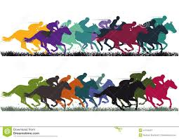 horse racing clipart. Delighful Racing Free Clipart Horse Racing  ClipartFest Inside Horse Racing Clipart