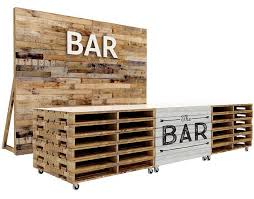 pallets bar 14