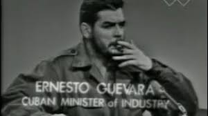 "Image result for 1997 - The remains of revolutionary Ernesto ""Che"" Guevara were laid to rest in his adopted Cuba, 30 years after his execution in Bolivia."
