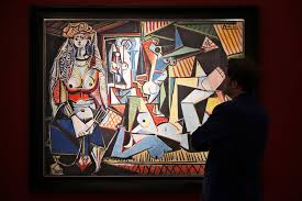 saw it when was worth only 32 million reuters darren ornitz picasso s 1955 painting